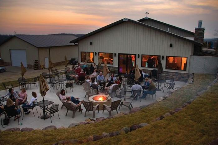 1. Madison County Winery, Saint Charles