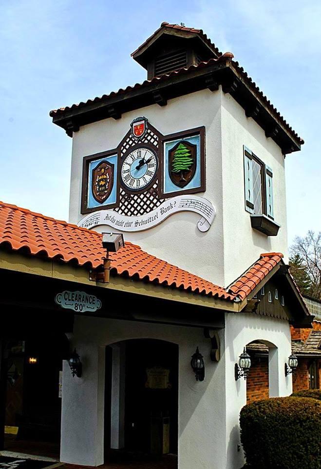 2. The Schnitzelbank Restaurant