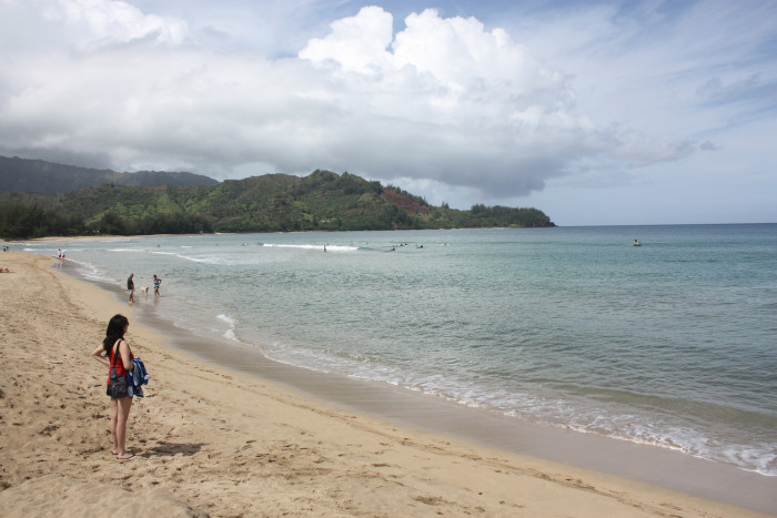 2) Check out a new beach.