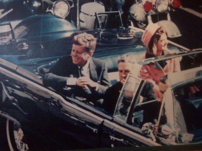 2) Was the Kennedy Administration behind JFK's assassination?