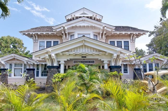 2) Manoa Valley Inn, Oahu