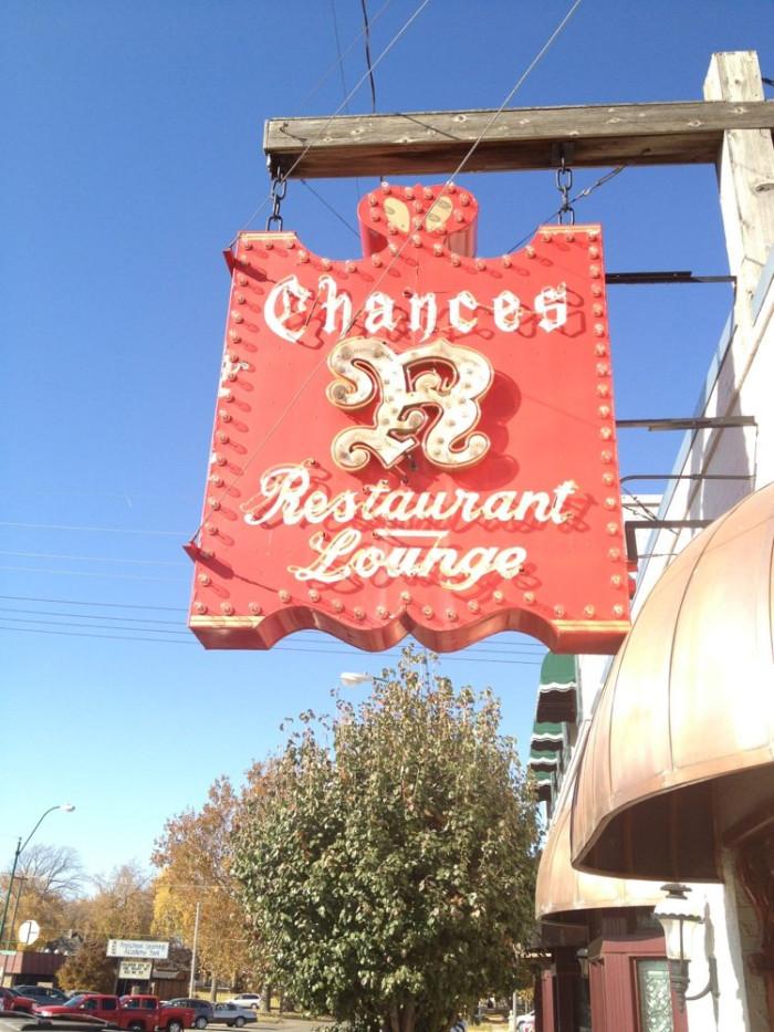 Chances R Restaurant and Lounge, York