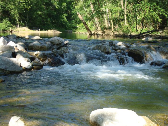 jenkins creek resort, carthage, missouri