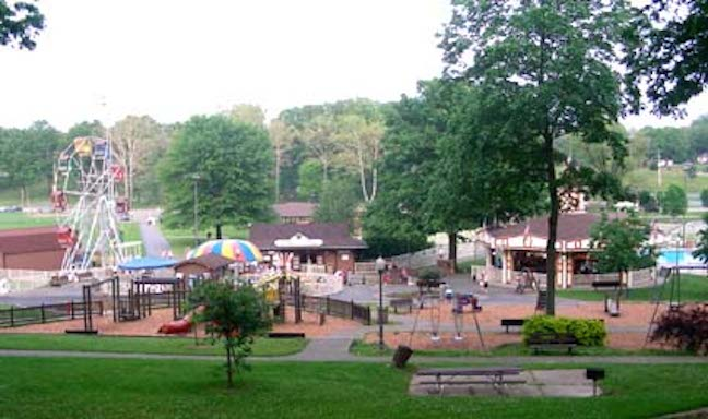 4) Tuscora Park (New Philadelphia)