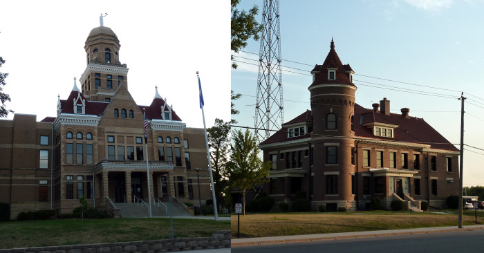 4. Le Sueur County Courthouse and Jail are architectural masterpieces and landmarks!