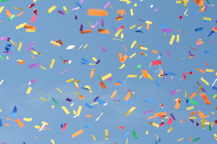 6) It is against the law to throw confetti, rubber balls, whips, firecrackers, or feather dusters in the town of Borger.