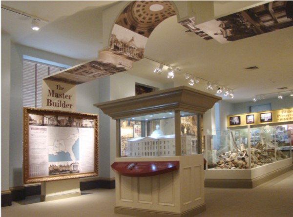 2. Explore the state's American Indian, European, and African American cultures at Jackson's Old Capitol Museum.