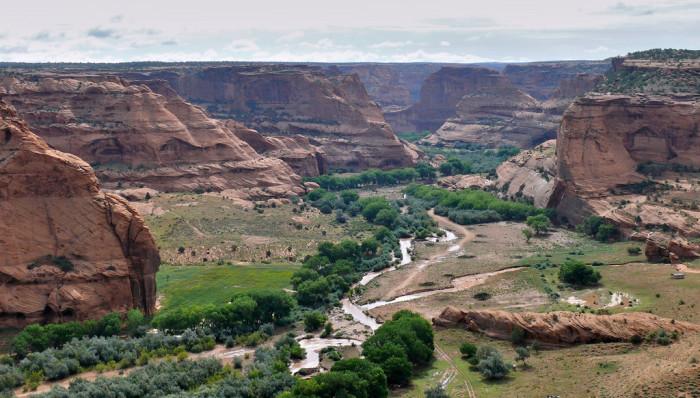 1. Canyon de Chelly