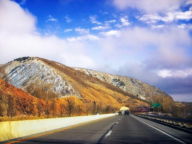 8. Blue Mountain