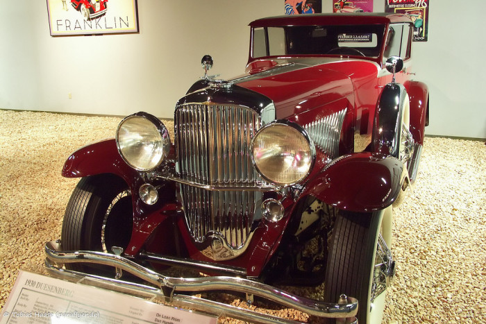 3. National Automobile Museum - Reno