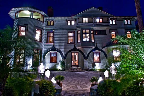 3. Stetson Mansion