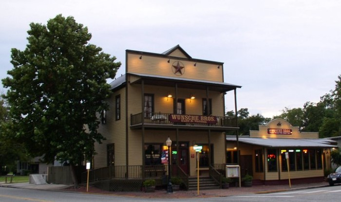 10) Wunsche Bros Cafe and Saloon (Spring)
