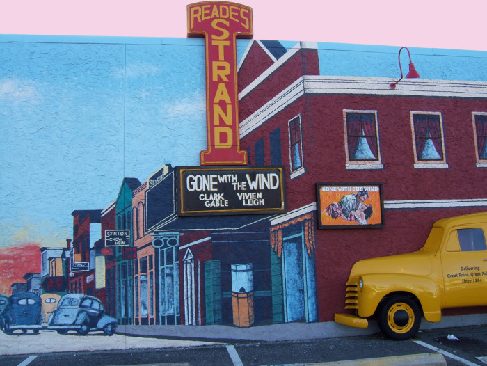 "11. Step back in time alongside this Long Branch mural, aptly named ""1939""."