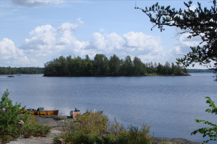 15. Bald Eagle Lake in the BWCA, not to be confused with the Bald Eagle Lake near the Cities is stunning and another BWCA favorite.