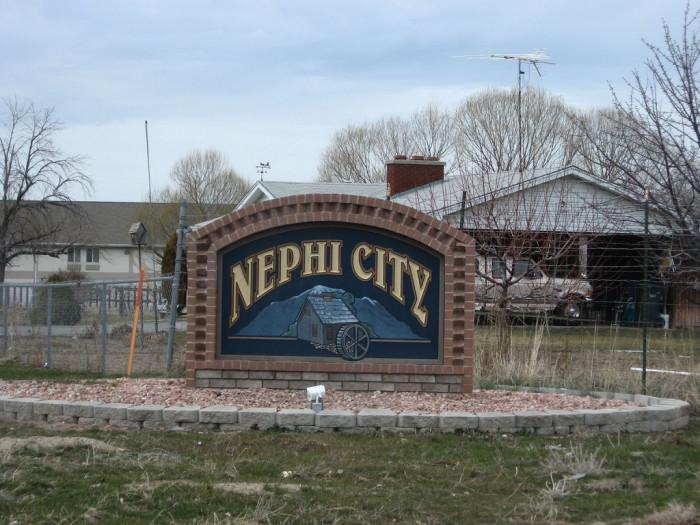 13) Nephi