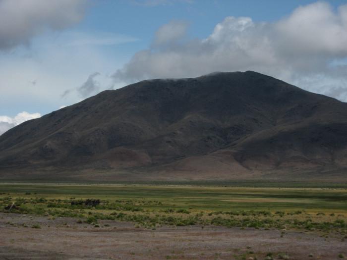 1. Black Mountain Trail