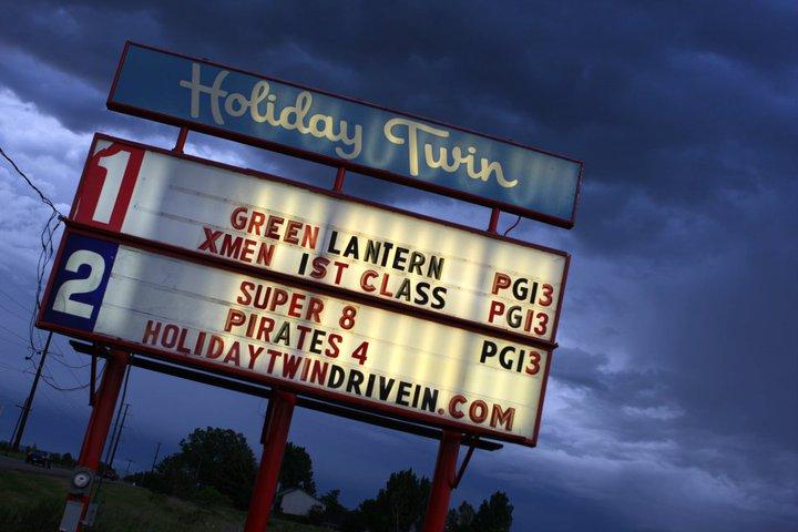 6 drivein colorado theaters