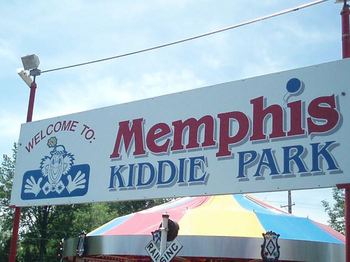 7) Memphis KIddie Park (Brooklyn)
