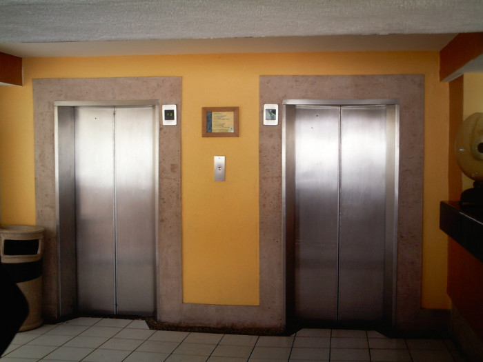 9) It's illegal to emit obnoxious odors while on an elevator in Port Arthur.