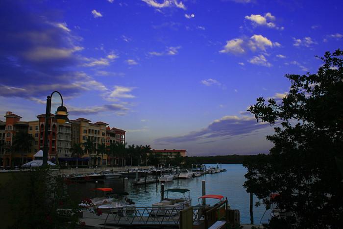 7) Florida