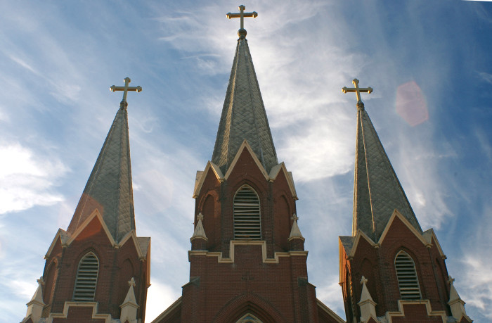 16. Cathedral of the Immaculate Conception in Crookston is simply breathtaking.