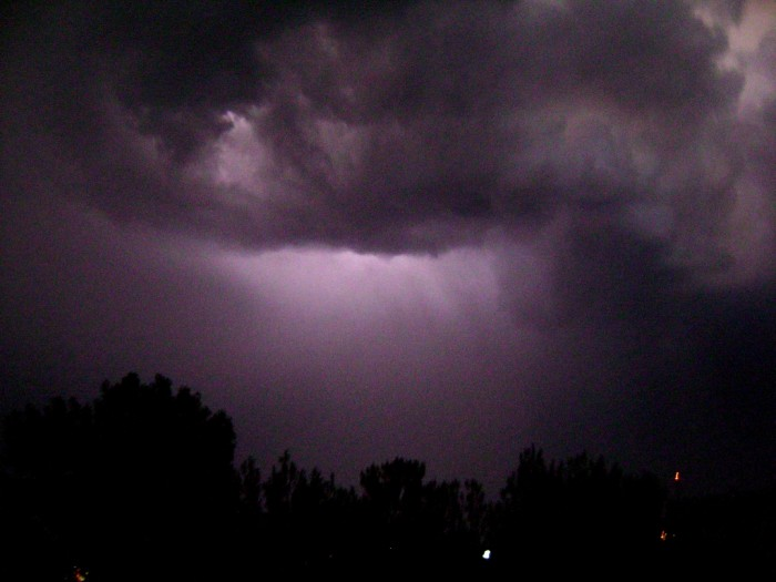One of Nebraska's Legendary Storms over Northwest Nebraska