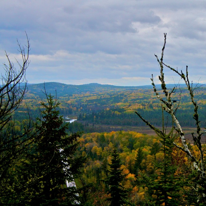20. This view Blueberry Hill on the Gunflint Trail is so awe-inspiring, you'll want to head there right away!