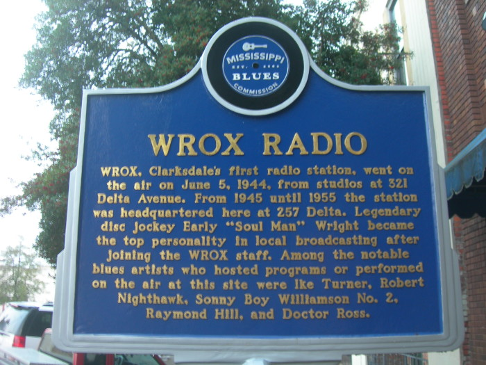 2.  Another famous birthplace, the Mississippi Blues Trail, tells the story of how American music was born.