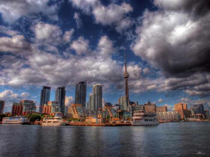6) Toronto