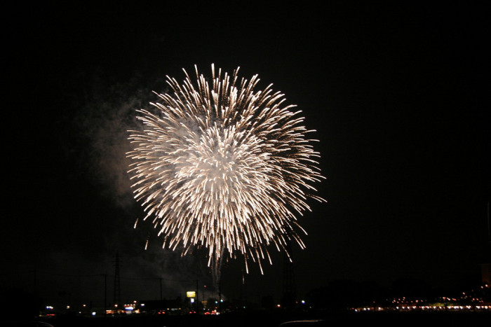 5. In Devils Lake, New Year's fireworks are prohibited from being set off after 11:00pm.
