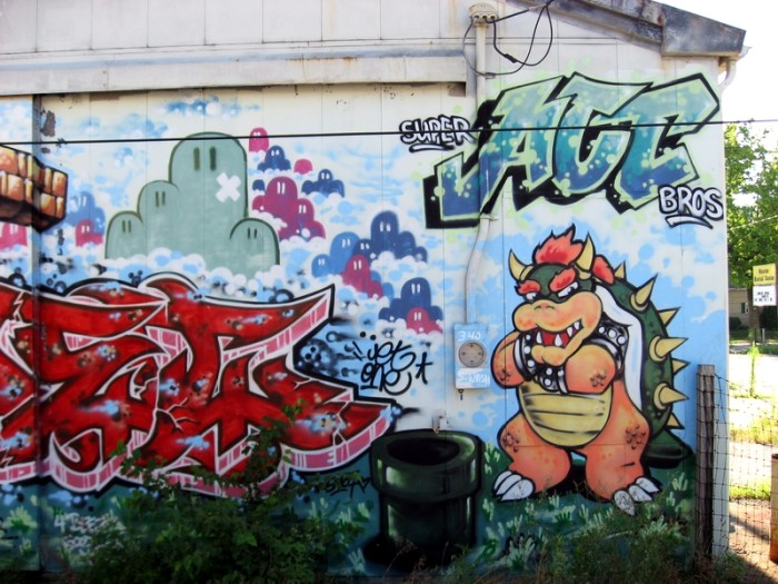 10. Pokemon and Bowser? What could be better than this combo?