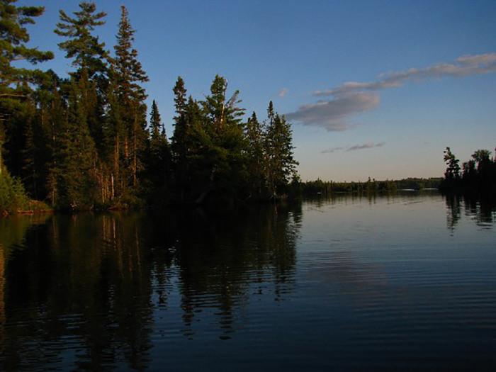 8. Bear Head Lake State Park