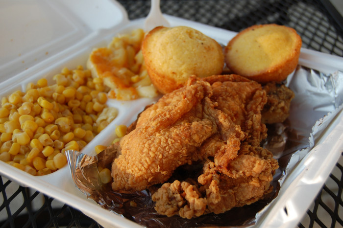 6) Southern food
