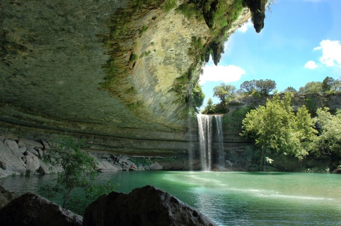 14) Hamilton Pool (Dripping Springs)