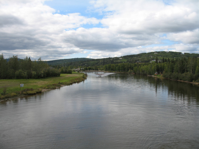 4) Chena River Lakes Campground