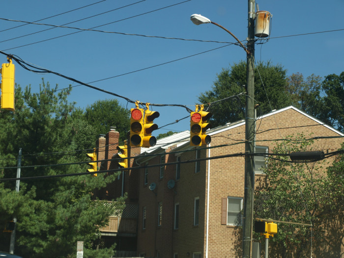5) Cleveland claims to have erected America's first traffic light on Aug. 5, 1914.