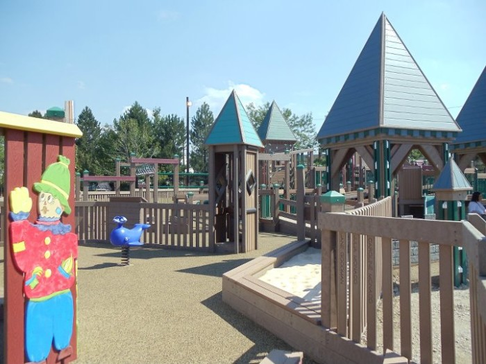 5) Playground of Possibilities (Bexley Park, Euclid)