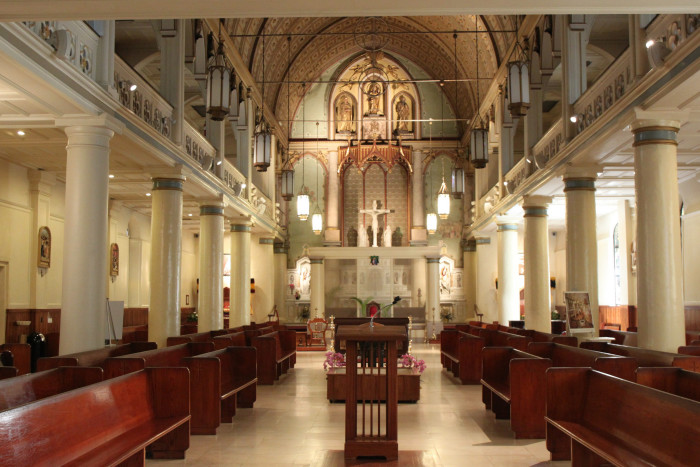 3) Cathedral Basilica of Our Lady of Peace, Oahu