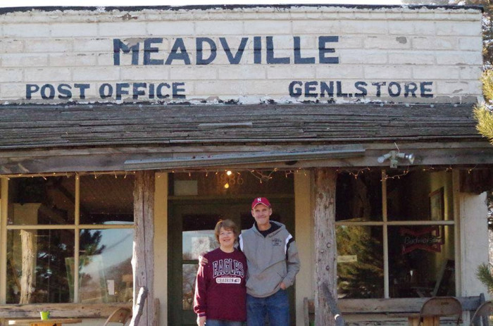 Meadville Store, Ainsworth