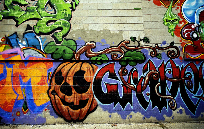 Joplin (21-25)....A Really Cool Graffiti Alley