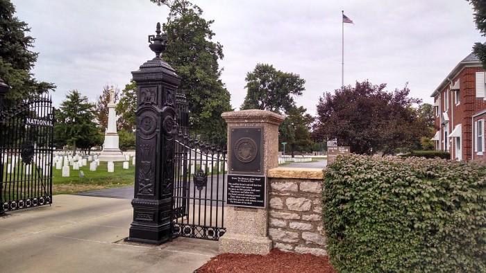 3. Springfield National Cemetery, Springfield