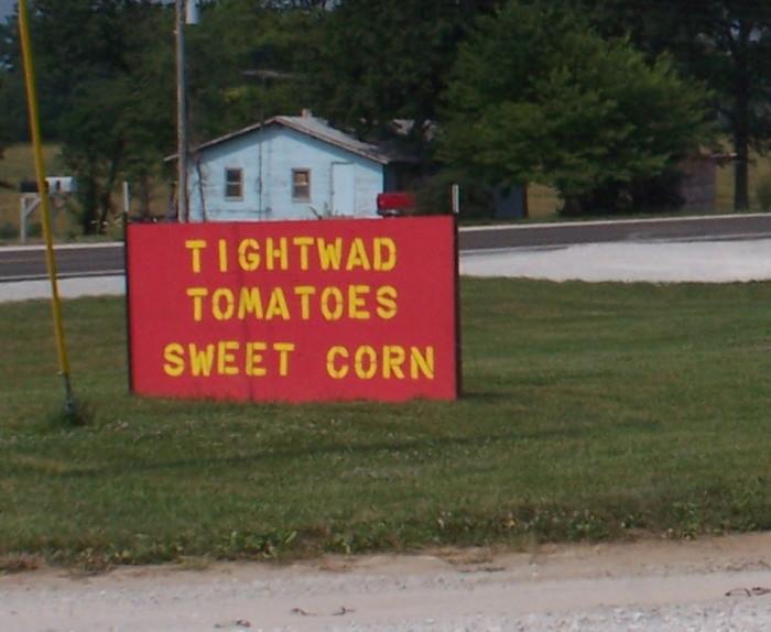 5. Tightwad