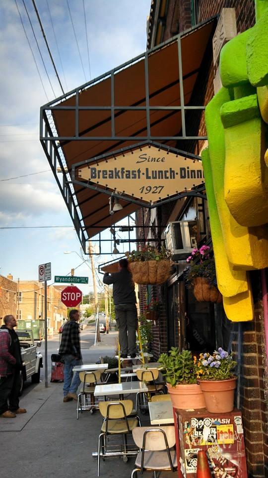 3. YJ's Snack Bar, Kansas City