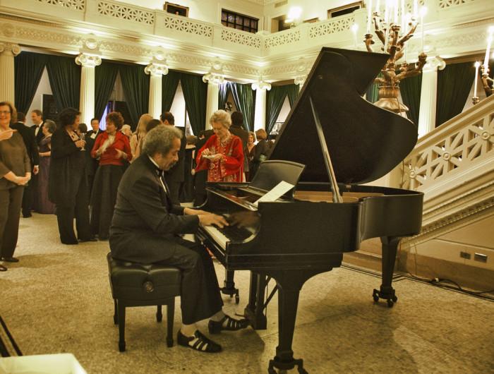 3. A Grand Piano