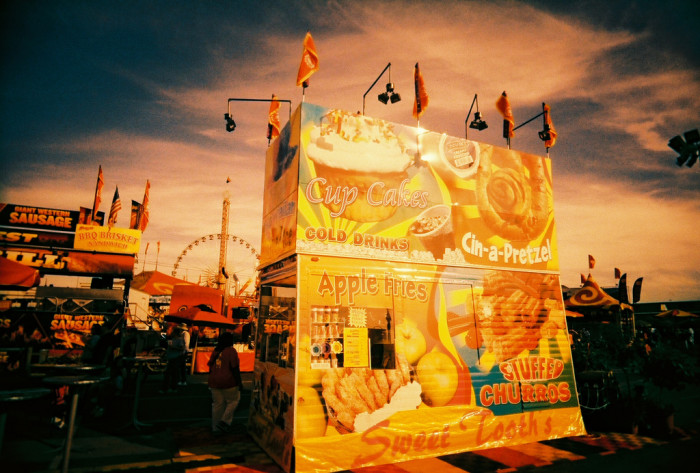 10) It is also illegal to make a disturbing sound at a fair in Athens-Clarke County.