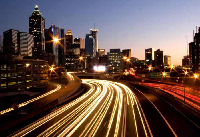13) Atlanta