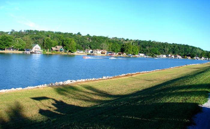 7.) Waconda Lake (Glen Elder)