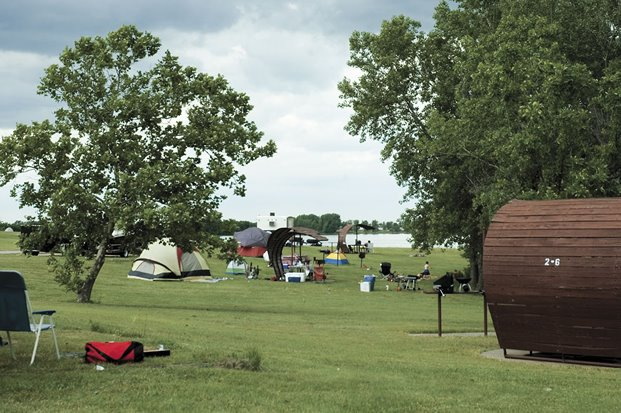10 unforgettable kansas camping spots for Plenty of fish wichita ks