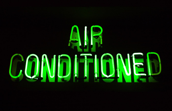 4. A/C can get expensive here, but it's worth every penny.
