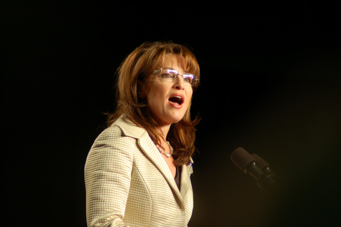 7) So what do you think about Sarah Palin?